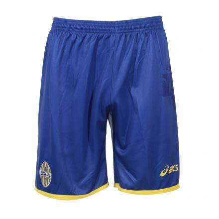 Asics Shorts De Course Home Verona   12/13 NAVY/YELLOW
