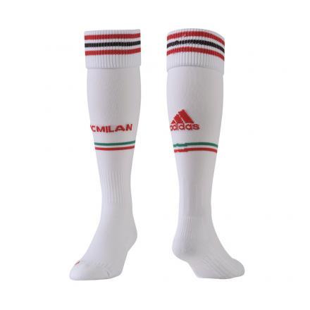 Adidas Chaussettes De Course  Milan   12/13 white