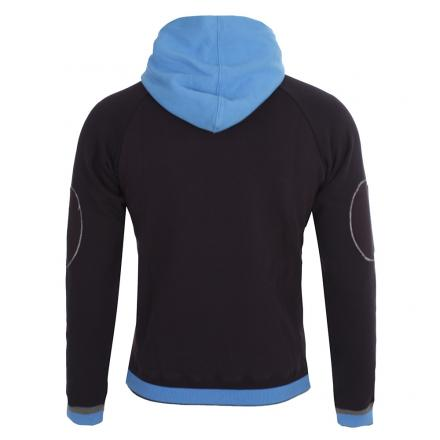 Macron Sweatshirt Hoody Naples Juniormode Navy Blue Tifoshop
