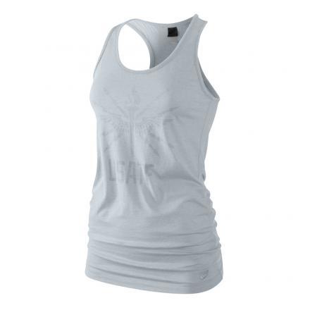 Nike Unterhemd ärmellos Damenmode LIGHT GREY