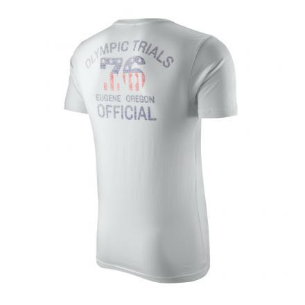 Nike T-shirt Kurzarm WHITE Tifoshop
