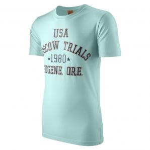 NIKE TEE MOSCOW OLIMPIC TRIALS '80 SHORT SLEEVE