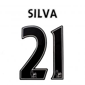 ORIGINAL NAME SILVA 21 BLACK