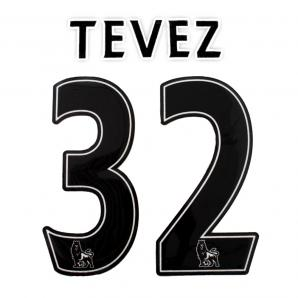ORIGINAL NAME TEVEZ 32 BLACK