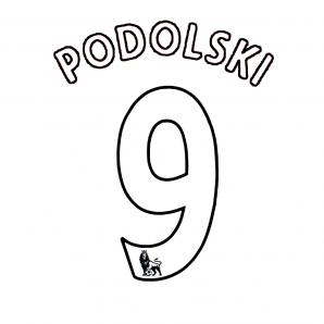 ORIGINAL NAME PODOLSKI 9