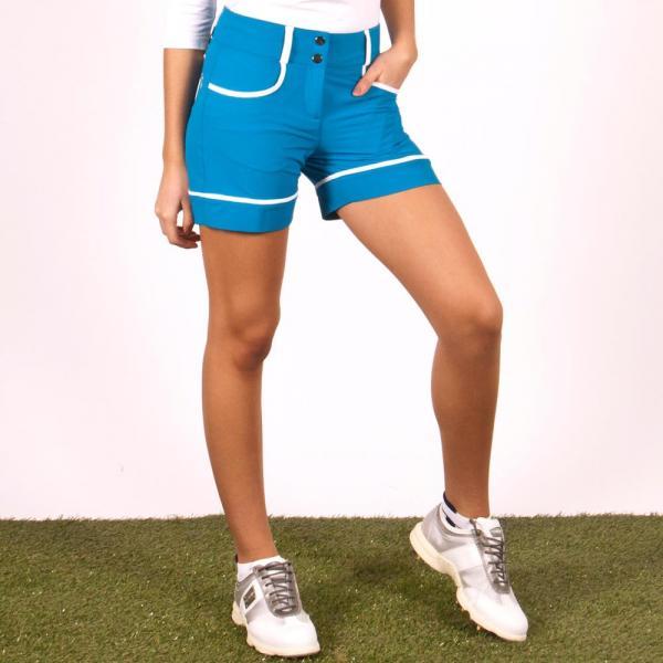 Bermuda Pantaloni Corti Donna GORGHI