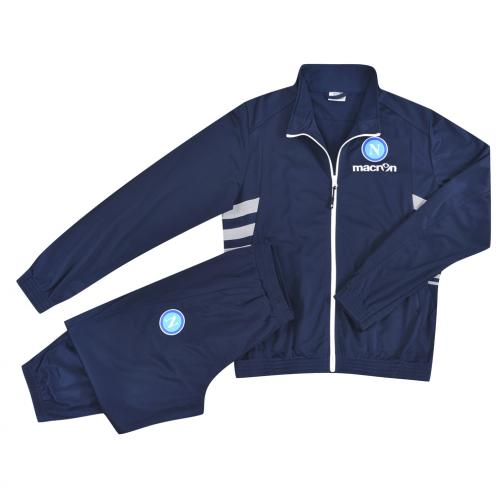 Macron Trainingsanzug Training Naples BLUE