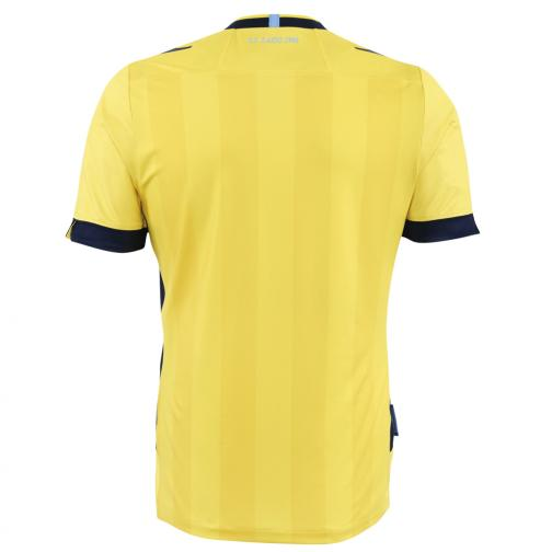 Macron Jersey Away Lazio   13/14 YELLOW Tifoshop