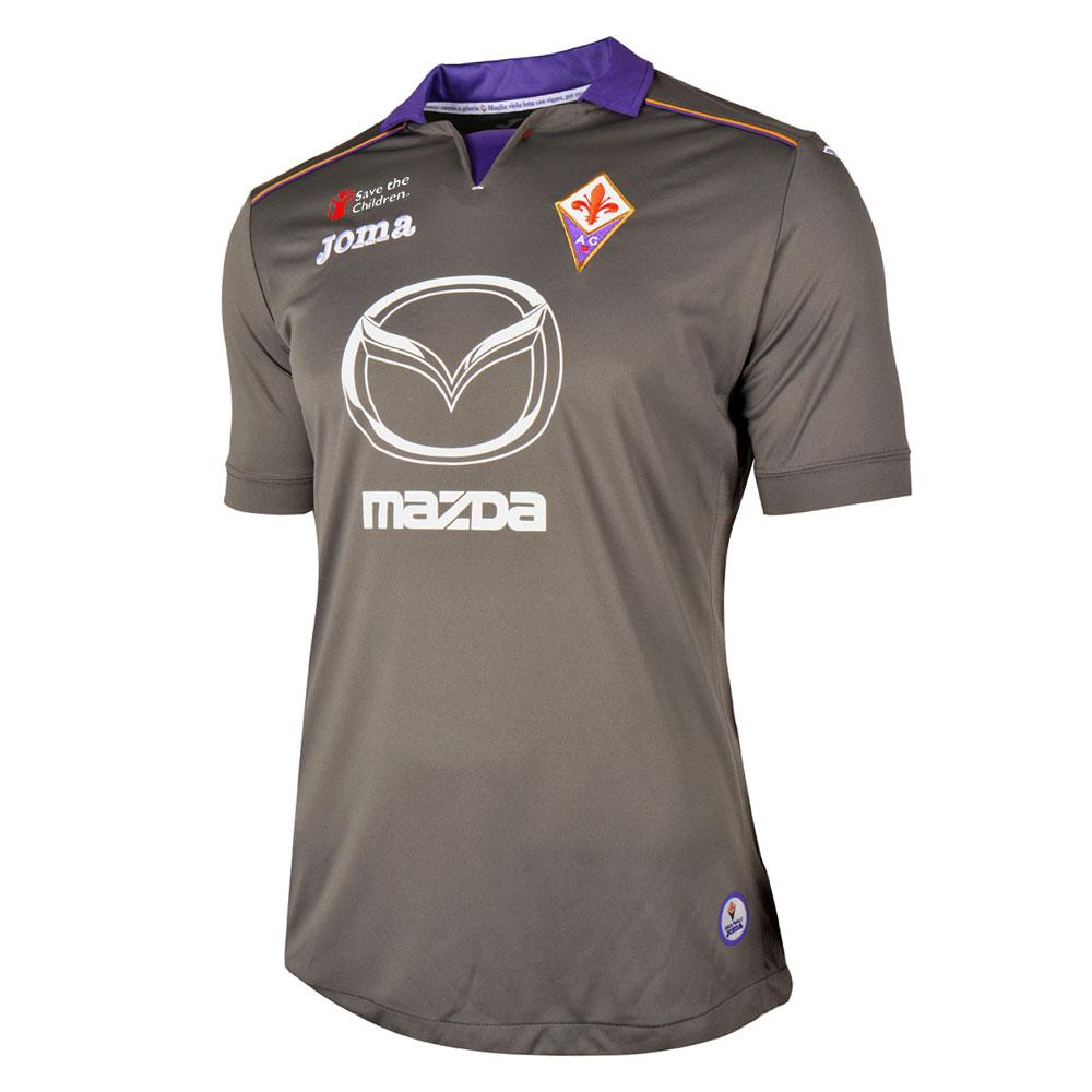 Joma Maillot De Match Third Fiorentina   13/14