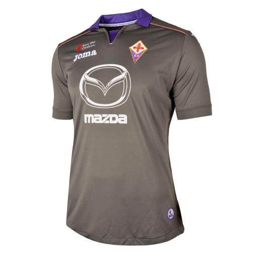Joma Maillot De Match Third Fiorentina   13/14 Grey