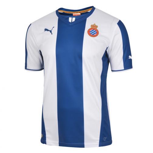 Puma Maillot De Match Home Espanyol   13/14 Blue White