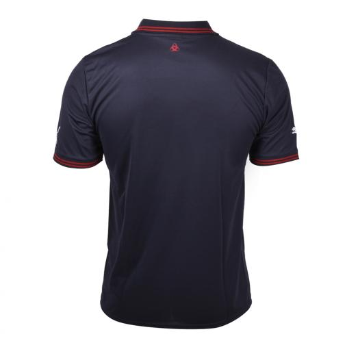 Puma Jersey Home Bordeaux   13/14 Blue Tifoshop