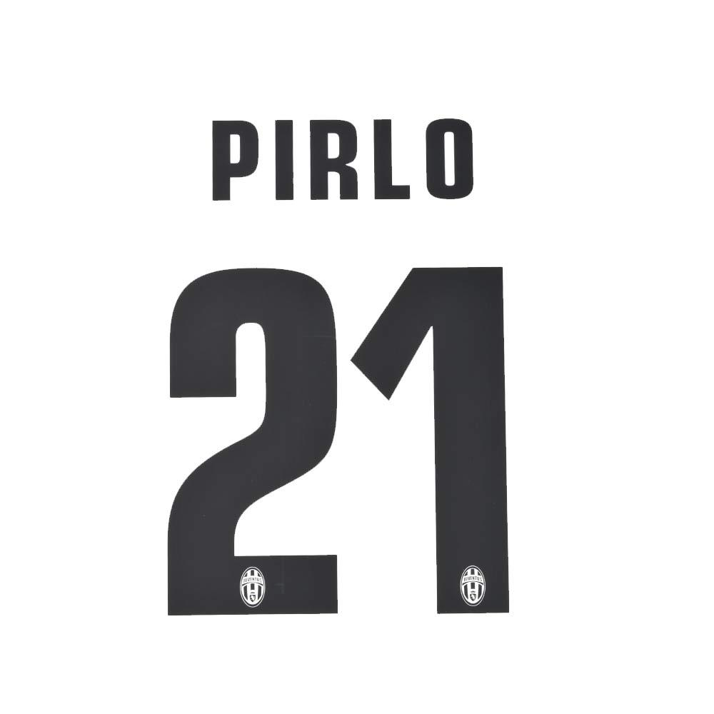 Stilscreen Official Number And Name  Juventus   13/14