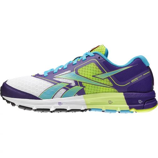 Reebok Scarpe One Cushion  Donna Giallo Viola Tifoshop