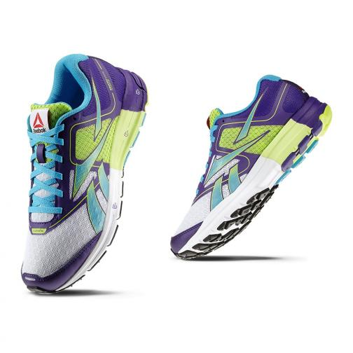 Reebok Scarpe One Cushion  Donna Giallo Viola