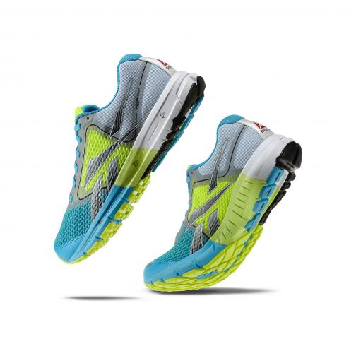 Reebok Shoes One Guide  Woman Yellow White Blue
