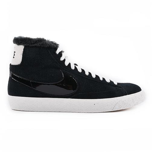 Nike Shoes Blazer  Woman Black Tifoshop