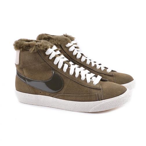 Nike Scarpe Blazer  Donna Fango
