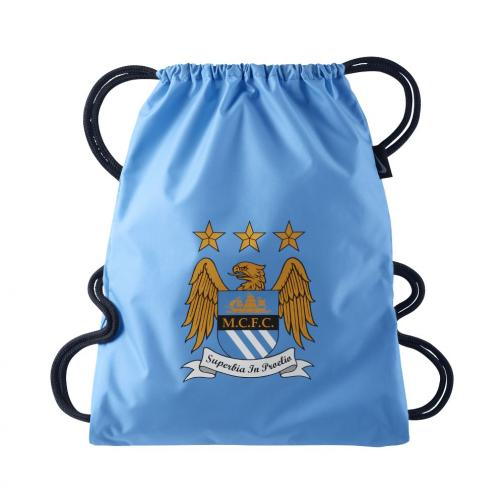 Nike Sac Training Manchester City Unisex Blue
