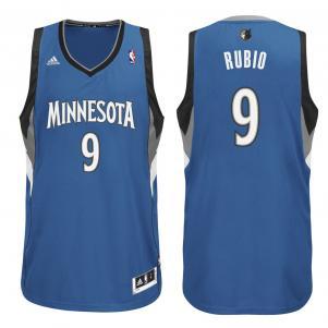 Adidas Unterhemd Swingman Minnesota Timberwolves  RICKY RUBIO 13/14