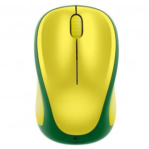 Logitech Mouse Wireless Mouse M235 Brasil Unisexmode