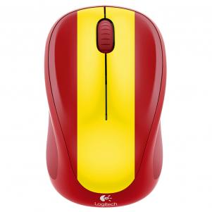 Logitech Mouse Wireless Mouse M235 Spagna Unisex