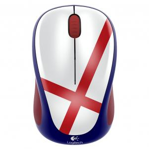 Wireless Mouse M235 England