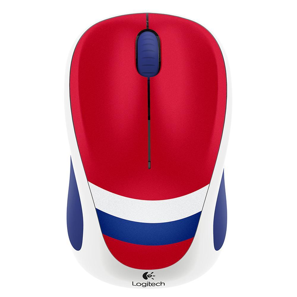 Logitech Mouse Wireless Mouse M235 Russian Unisex