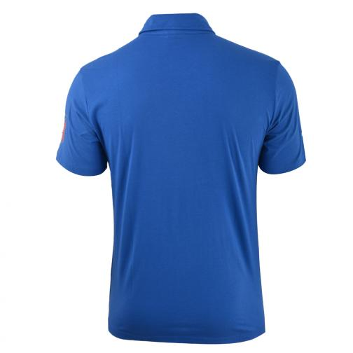Puma Poloshirt  Italy Juniormode Team Power Blue Tifoshop