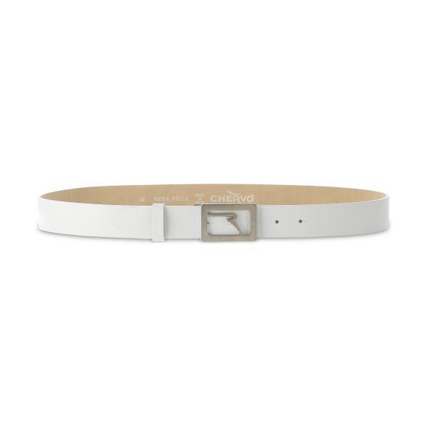 Cintura  Ubuckle 56488 Bianco Chervò