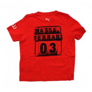 Puma T-shirt  Ferrari Junior Felipe Massa