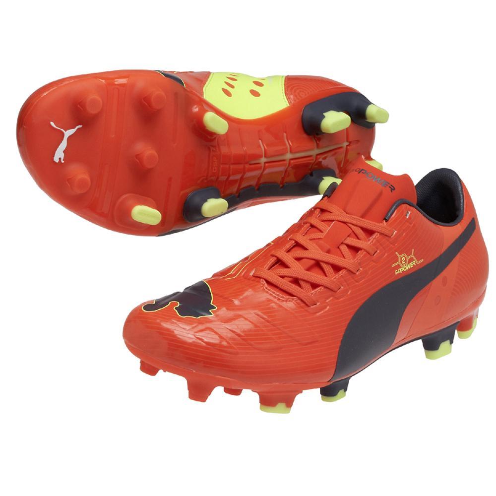 Puma Chaussures De Football Evopower 2 Fg
