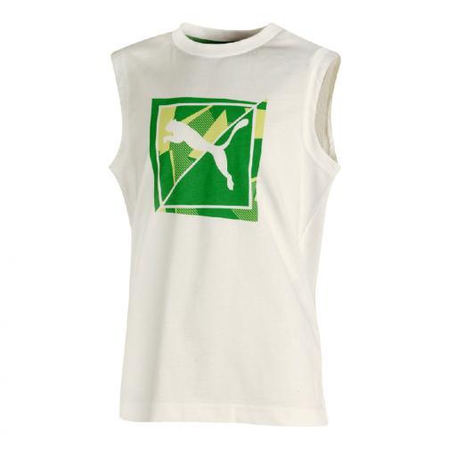 Puma Unterhemd Td Sl Tee  Juniormode white