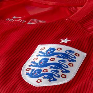 Nike Maglia Gara Away Inghilterra   14/16