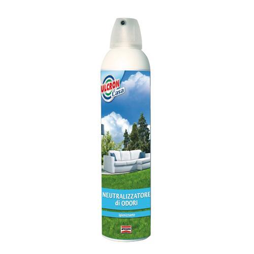 Neutralizzatore di odori 300ml Fulcron casa