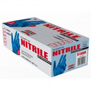 GUANTI NITRILE - TG XL - CONF.100 PZ.