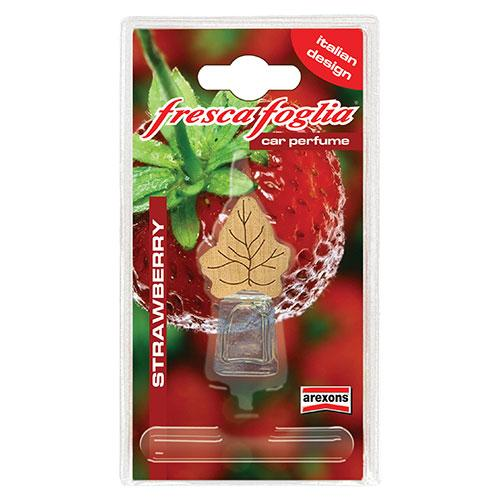 Fresca foglia strawberry