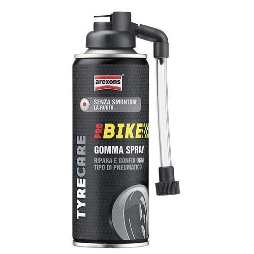 Gomma spray moto   300ml