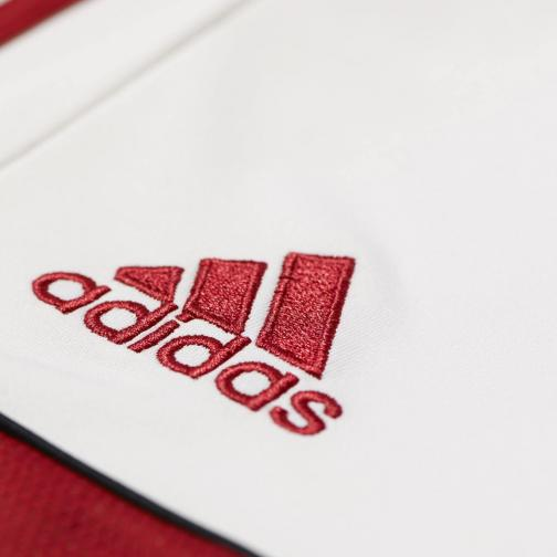 Adidas Shorts De Course Home Milan   14/15 White and Red Tifoshop