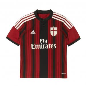 Adidas Shirt Home Milan Juniormode  14/15