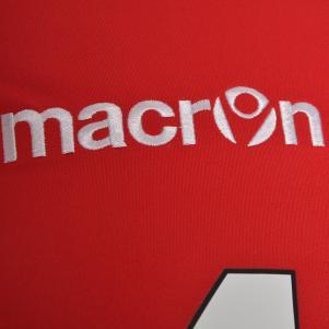 Macron Maglia Gara Home Az Alkmaar   14/15