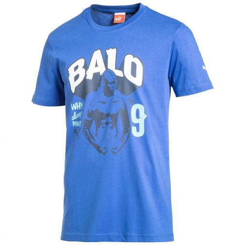 Puma T-shirt  Enfant Team Power Blue