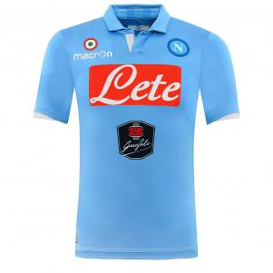 HOME JERSEY NAPOLI