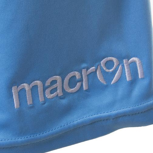 Macron Shorts De Course Home Naples   14/15 WHITE Tifoshop