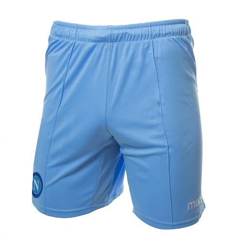 Macron Shorts De Course Home Naples   14/15 WHITE