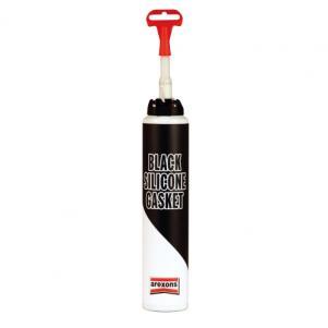 BLACK SILICONE GASKET              ML  200