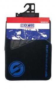 Tappeto SPC Moquette Nero Blu (Logo S)