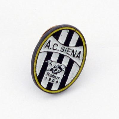 A.c. Siena Pin  Siena Unisex WHITE/BLACK