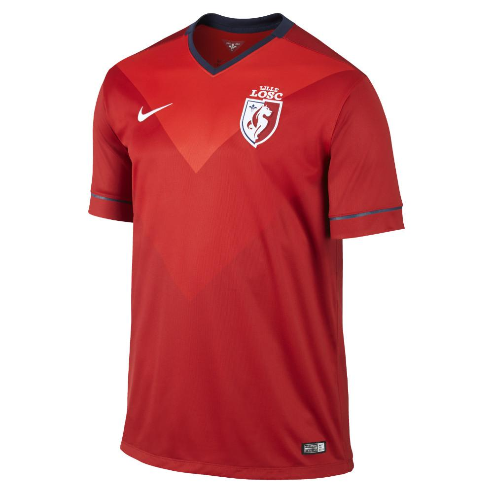 Nike Maillot De Match Home Losc Lille   14/15