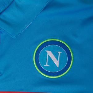 Macron Maillot De Match Europa League Naples   14/15